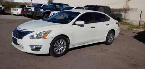 2014 Nissan Altima for sale at Advantage Motorsports Plus in Phoenix AZ