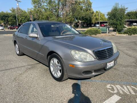 2003 Mercedes-Benz S-Class for sale at All Cars & Trucks in North Highlands CA