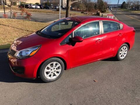 2014 Kia Rio for sale at Dreams Auto Sales LLC in Leesburg VA