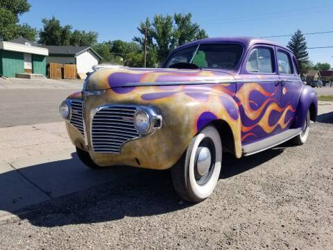 1941 Dodge Luxury Liner for sale at Alpine Motors LLC in Laramie WY