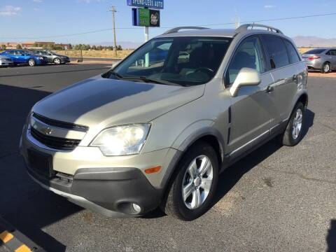 2013 Chevrolet Captiva Sport for sale at SPEND-LESS AUTO in Kingman AZ