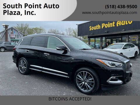2018 Infiniti QX60 for sale at South Point Auto Plaza, Inc. in Albany NY