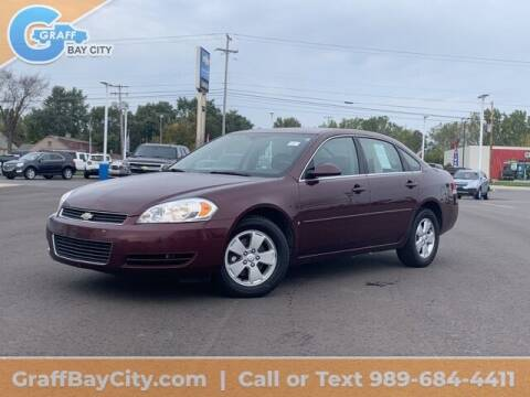 2007 Chevrolet Impala for sale at GRAFF CHEVROLET BAY CITY in Bay City MI