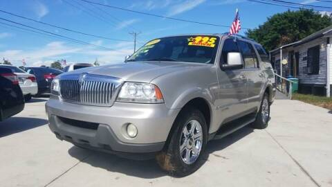 2005 Lincoln Aviator for sale at GP Auto Connection Group in Haines City FL