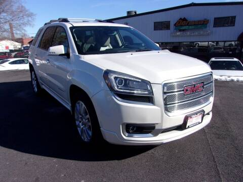 2015 GMC Acadia for sale at Dorman's Auto Center inc. in Pawtucket RI
