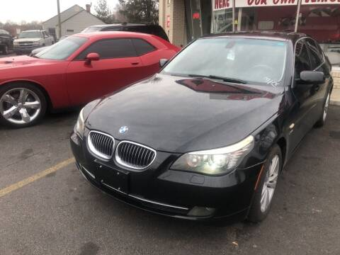 2009 BMW 5 Series for sale at Right Place Auto Sales in Indianapolis IN