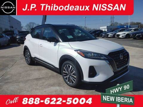 2021 Nissan Kicks for sale at J P Thibodeaux Used Cars in New Iberia LA
