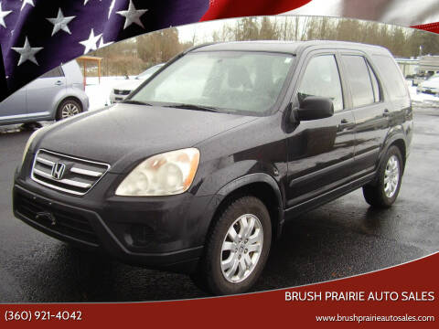 2005 Honda CR-V for sale at Brush Prairie Auto Sales in Battle Ground WA