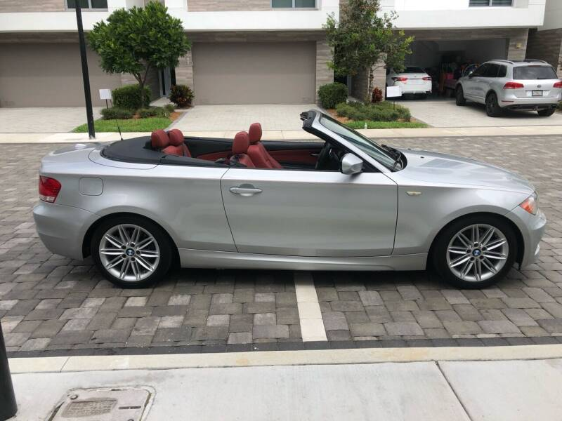 2011 BMW 1 Series for sale at CARSTRADA in Hollywood FL
