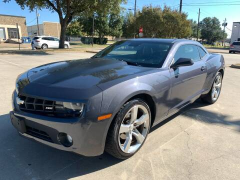 2010 Chevrolet Camaro for sale at Sima Auto Sales in Dallas TX