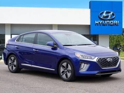 2022 Hyundai Ioniq Hybrid for sale at PHIL SMITH AUTOMOTIVE GROUP - Pinehurst Toyota Hyundai in Southern Pines NC