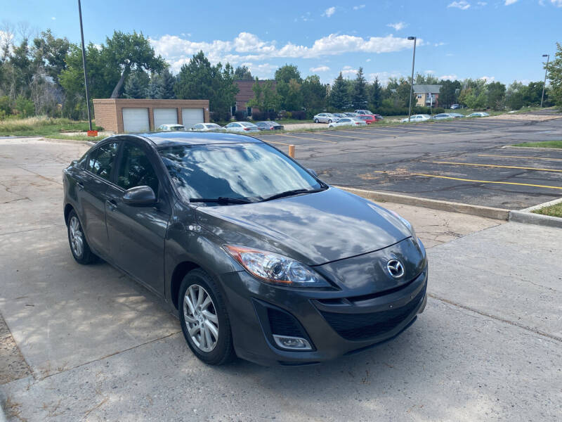 2012 Mazda MAZDA3 for sale at QUEST MOTORS in Englewood CO