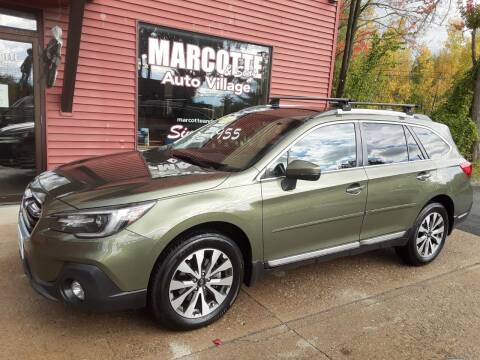 2018 Subaru Outback for sale at Marcotte & Sons Auto Village in North Ferrisburgh VT