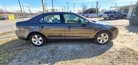 2006 Ford Fusion for sale at Tims Auto Sales in Rocky Mount NC