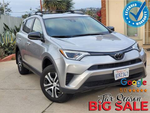 2018 Toyota RAV4 for sale at Gold Coast Motors in Lemon Grove CA