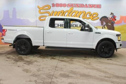 2020 Ford F-150 for sale at Sundance Chevrolet in Grand Ledge MI