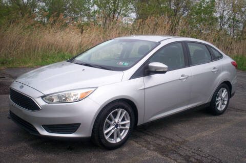 2015 Ford Focus for sale at Action Auto Wholesale - 30521 Euclid Ave. in Willowick OH