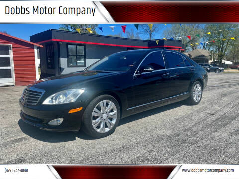 2009 Mercedes-Benz S-Class for sale at Dobbs Motor Company in Springdale AR