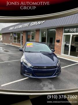 2014 Dodge Dart for sale at Jones Automotive Group in Jacksonville NC