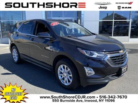 2020 Chevrolet Equinox for sale at South Shore Chrysler Dodge Jeep Ram in Inwood NY