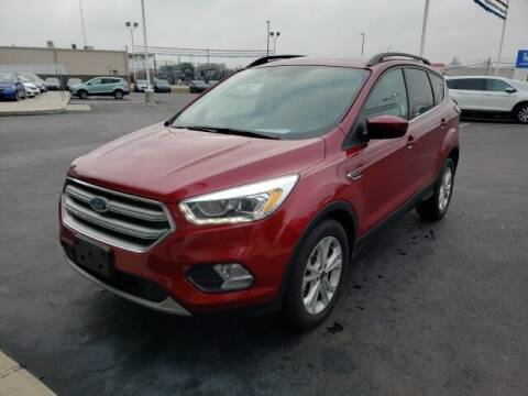 2017 Ford Escape for sale at White's Honda Toyota of Lima in Lima OH