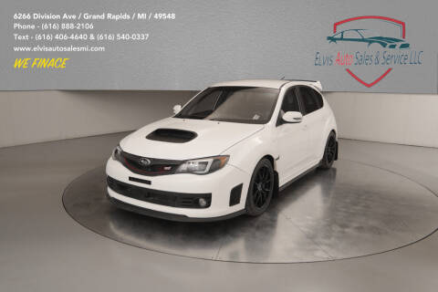 2008 Subaru Impreza for sale at Elvis Auto Sales LLC in Grand Rapids MI