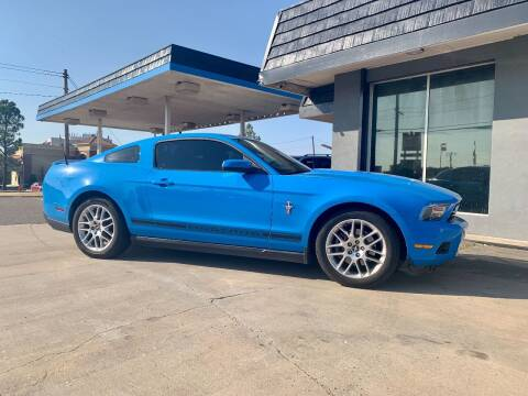 2012 Ford Mustang for sale at Shelby's Automotive in Oklahoma City OK