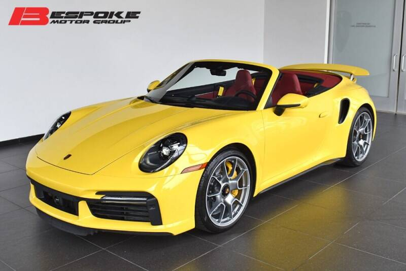 2021 Porsche 911 for sale at Bespoke Motor Group in Jericho NY