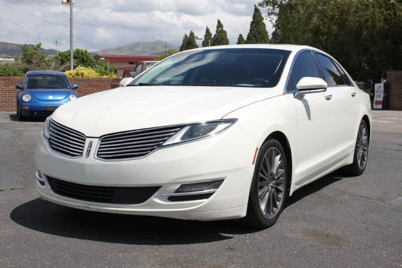 2013 Lincoln MKZ for sale at Motor City Idaho in Pocatello ID
