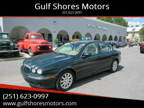 2003 Jaguar X-Type for sale at Gulf Shores Motors in Gulf Shores AL