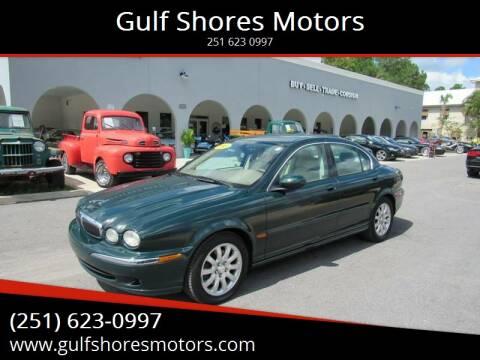 2003 Jaguar X-Type for sale at Gulf Shores Motors in Gulf Shores AL