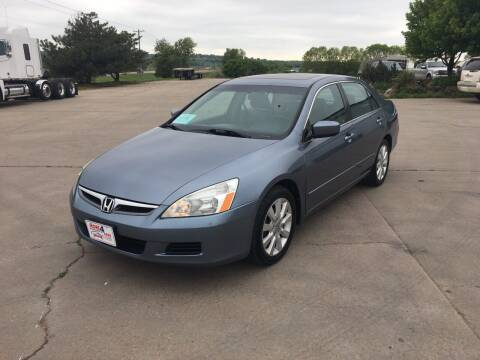 2007 Honda Accord for sale at More 4 Less Auto in Sioux Falls SD