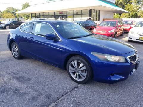 2008 Honda Accord for sale at Action Auto Specialist in Norfolk VA