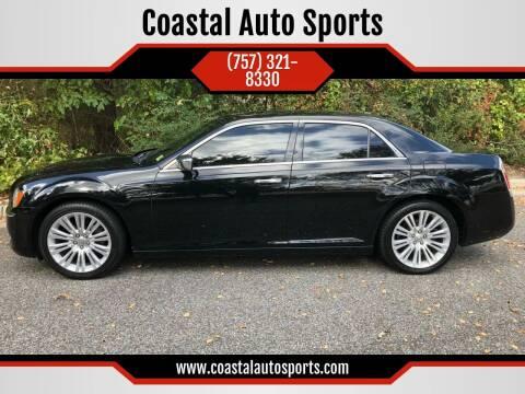 2013 Chrysler 300 for sale at Coastal Auto Sports in Chesapeake VA