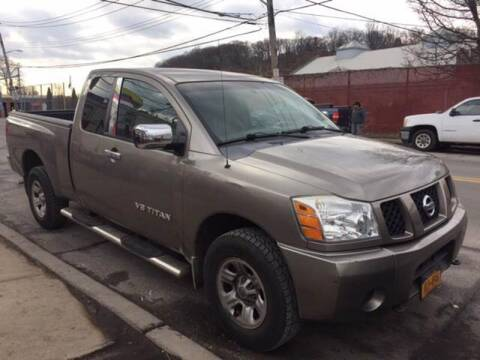 2006 Nissan Titan for sale at Deleon Mich Auto Sales in Yonkers NY