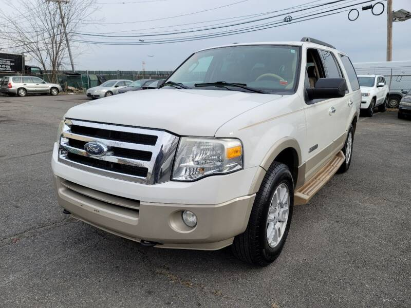 2008 Ford Expedition for sale at AW Auto & Truck Wholesalers  Inc. in Hasbrouck Heights NJ