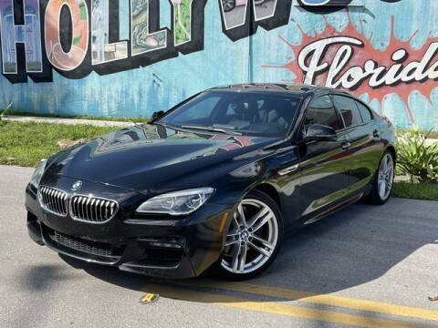 2016 BMW 6 Series for sale at Palermo Motors in Hollywood FL