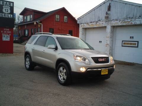 2007 GMC Acadia for sale at BestBuyAutoLtd in Spring Grove IL
