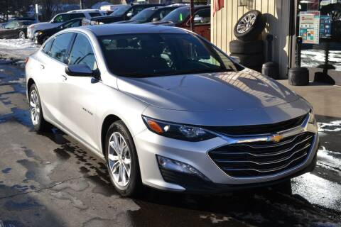 2020 Chevrolet Malibu for sale at Nick's Motor Sales LLC in Kalkaska MI