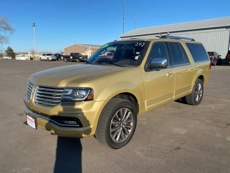 2016 Lincoln Navigator L for sale at De Anda Auto Sales in South Sioux City NE