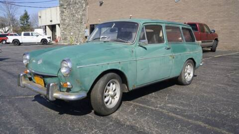1969 Volkswagen Squareback for sale at Fiore Motors, Inc.  dba Fiore Motor Classics in Old Bethpage NY