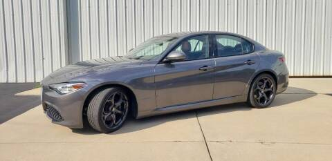 2018 Alfa Romeo Giulia for sale at Euro Prestige Imports llc. in Indian Trail NC
