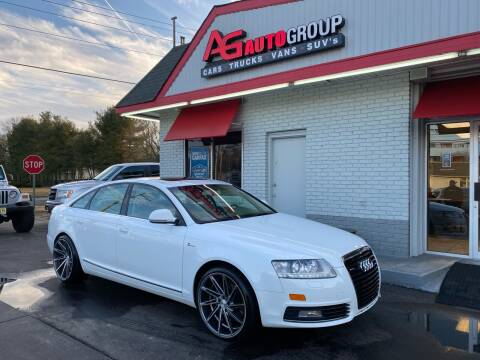 2010 Audi A6 for sale at AG AUTOGROUP in Vineland NJ