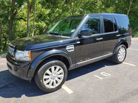 2013 Land Rover LR4 for sale at Car Connection of Bedford in Bedford OH