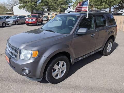 2011 Ford Escape for sale at Progressive Auto Sales in Twin Falls ID