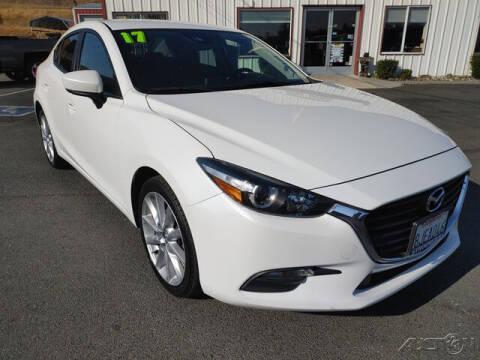 2017 Mazda MAZDA3 for sale at Guy Strohmeiers Auto Center in Lakeport CA