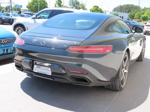 2017 Mercedes-Benz AMG GT for sale at Southern Auto Solutions - BMW of South Atlanta in Marietta GA