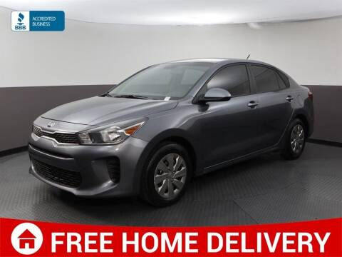 2020 Kia Rio for sale at Florida Fine Cars - West Palm Beach in West Palm Beach FL
