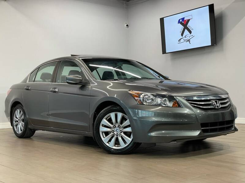 2012 Honda Accord for sale at TX Auto Group in Houston TX
