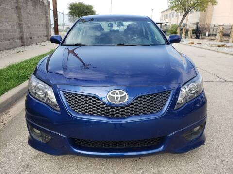 2011 Toyota Camry for sale at ZNM Motors in Irving TX